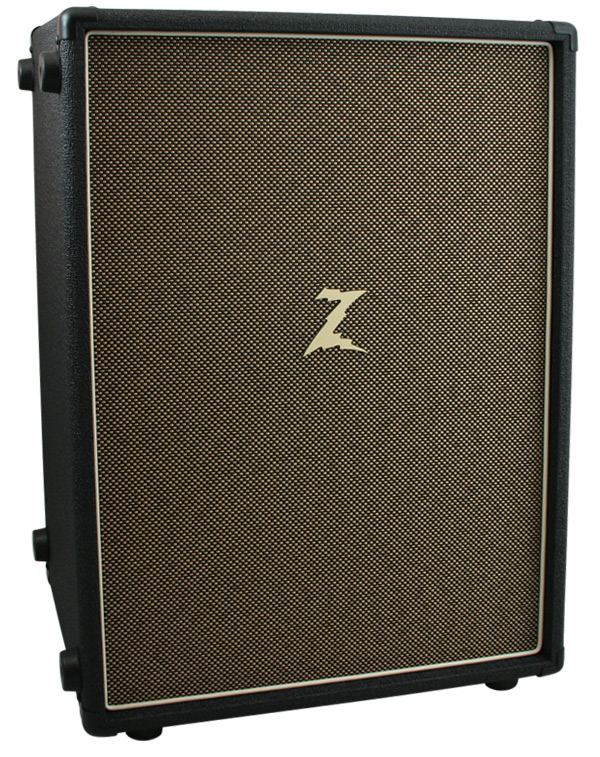 Haarguitars and parts Z Best cab 2*12 black/tan - Haarguitars and ...