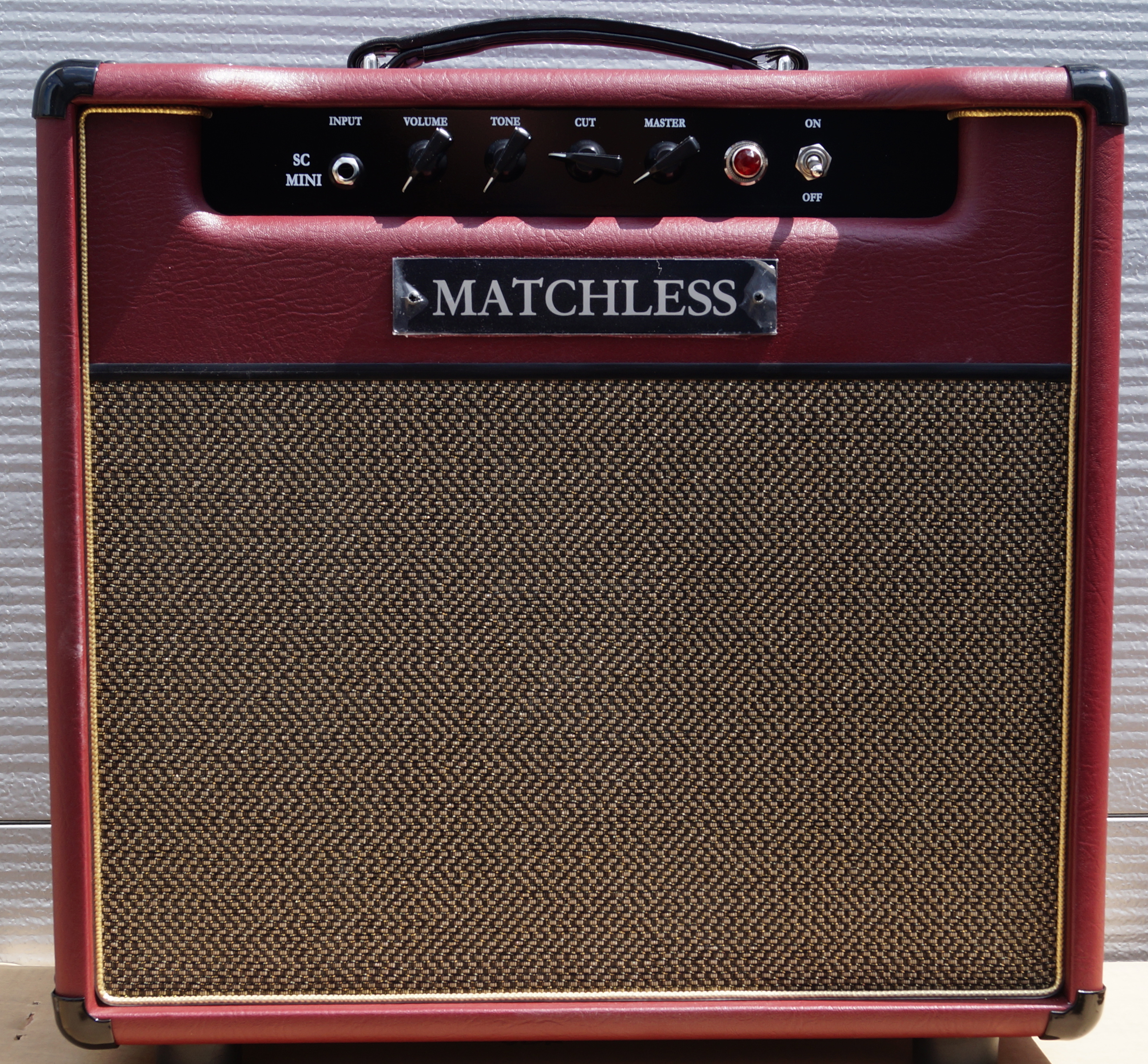 Haarguitars and parts Matchless Amplifiers Archives - Haarguitars ...
