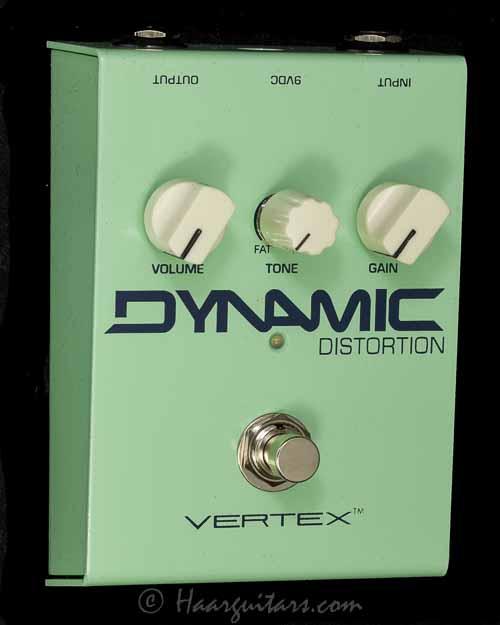 Dynamic distortion thin/fat mod