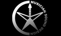 Musician sound design pedals