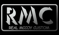 real mccoy custom pedals