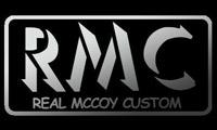 real mccoy custom pedals